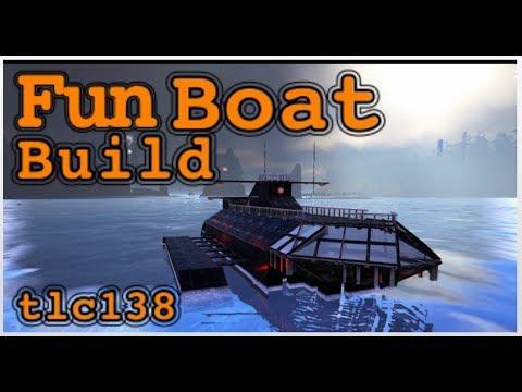 Ark-boat/ship все видео по тэгу на igrovoetv online