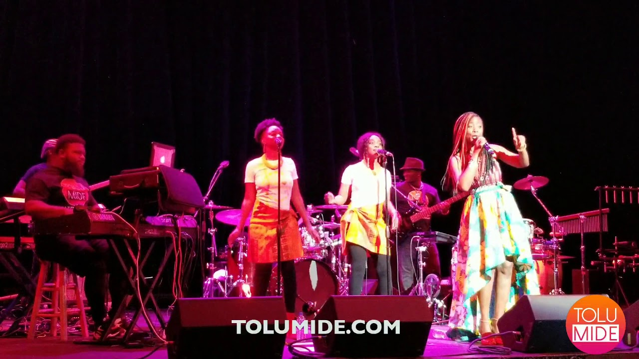 TolumiDE LIVE at Howard Theater