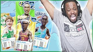 NBA Playgrounds Tournament Ep.8 - EPIC GAME WINNING DUNK!