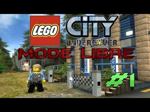 Vidéo LEGO Jeux vidéo WIIULCU : Lego City Undercover Wii U