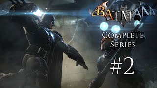 Batman Arkham Series Chronological Playthrough - Max Difficulty - Part 2 - Arkham Origins