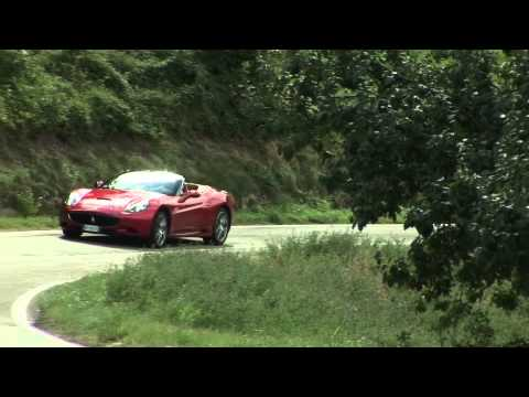 Ferrari California Stop &  Start