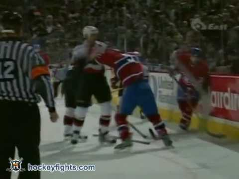 Garth Murray vs. Brad Norton