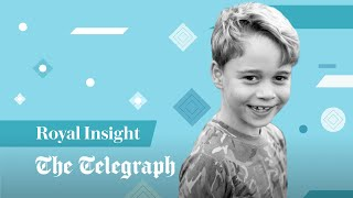 video: Watch: How Prince George's childhood is drastically different to the other royals'