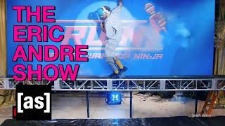 Rapper Warrior Ninja (feat. JPEGMAFIA, Lil Yachty, Trippie Redd, Zach Fox)   The Eric Andre Show
