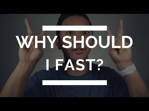 Fasting: Why this is important to every Christian's spiritual life