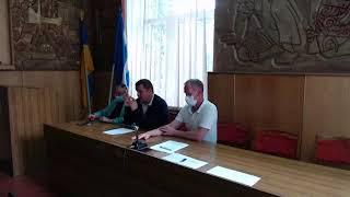 Засідання спеціальної тимчасової контрольної комісії 02.09.2021 р. м. Світловодськ