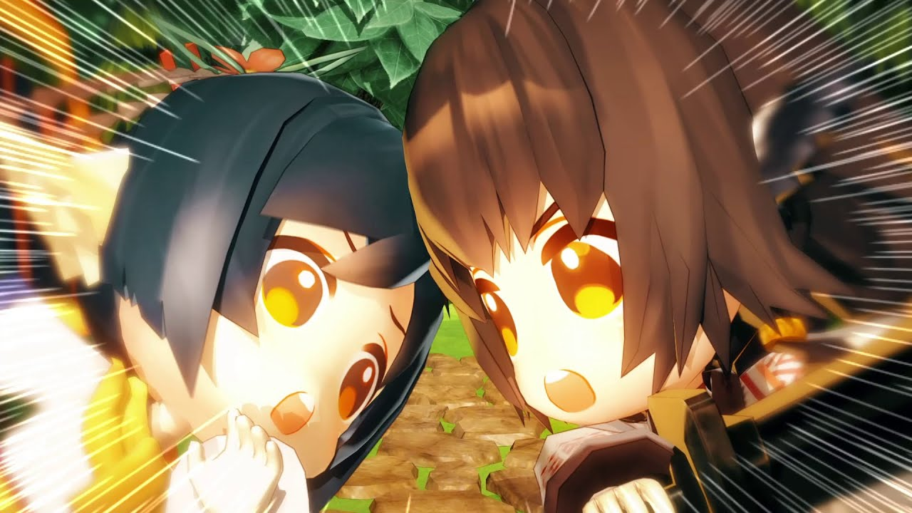 《受讚頌者》新作《多卡波UP!夢幻的輪盤》開場影像公佈,本作是包含RPG要素的雙陸棋遊戲《多卡波》與AQUAPLUS看板作《受讚頌者》的聯動作品 Maxresdefault