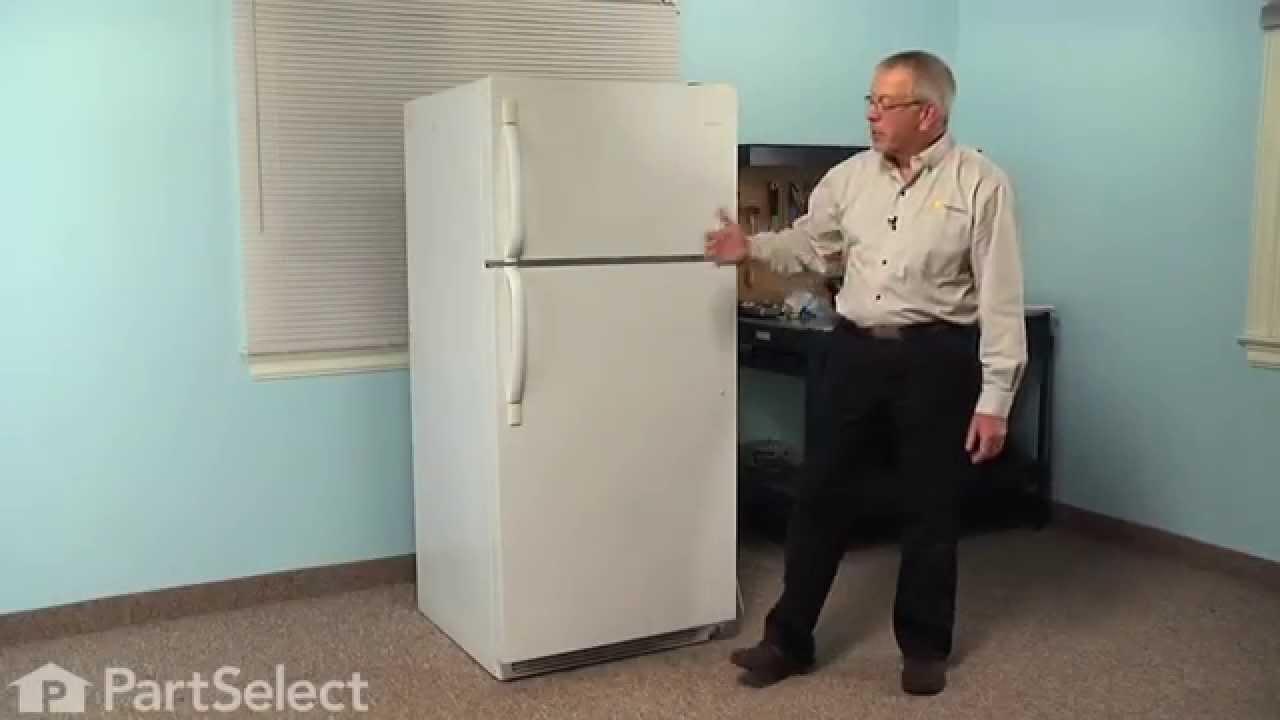 Replacing your Frigidaire Refrigerator Refrigerator Door Shelf Retainer Bar - Cut to Fit
