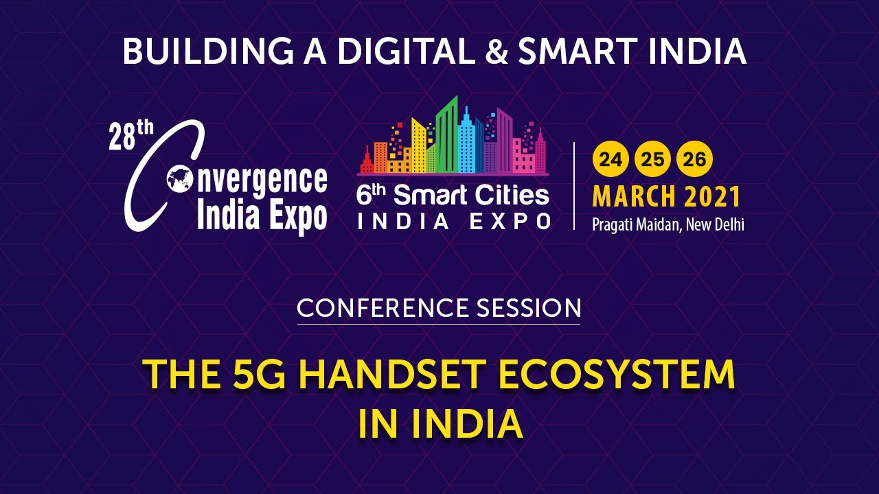 Conference Session on The 5G Handset Ecosystem in India