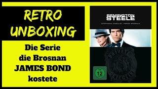 Remington Steele Die komplette Serie DVD Unboxing| Komplettbox | Capelight | 80er Jahre TV Serie