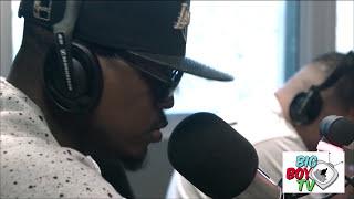 Ne-Yo Sings His Hits on Neighborhood Karaoke! | BigBoyTV