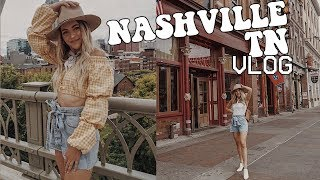 WEEKEND IN NASHVILLE TN VLOG || Noel Labb
