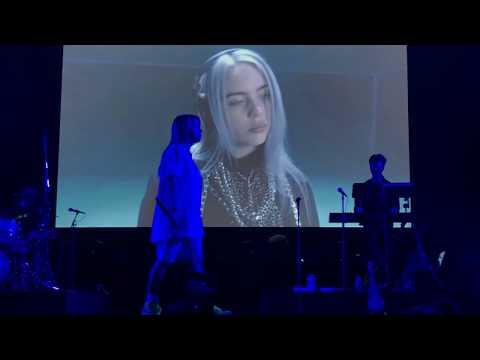 Billie Eilish - lovely (Live 2018)