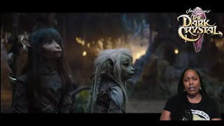 The Dark Crystal: Age of Resistance | Teaser | Netflix (2019)  | Reaction