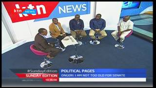 Sunday Edition: The Political Pages with Ben Kitili 26/2/2017