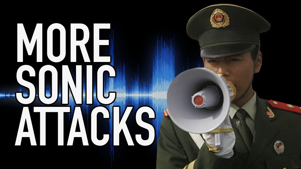 Is CHINA Using SOUND WEAPONS Against the US? thumbnail