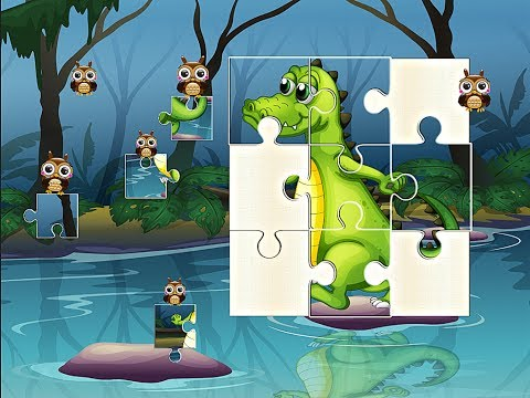 Video of Animal Puzzle Kids & Toddlers