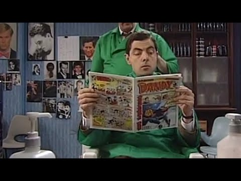 Shave with Bean | Funny Episodes | Classic Mr Bean