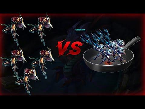 5 Katarina vs 5 Fizz - DaggerStuck [GamePlay]