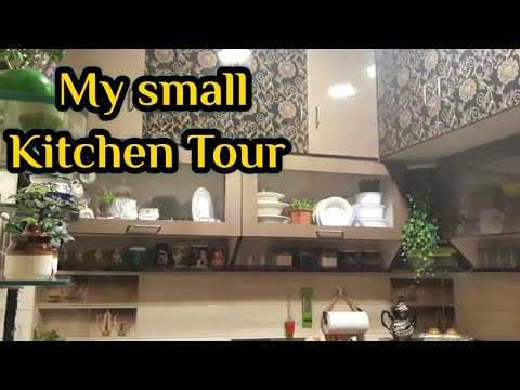 Download My Kitchen Tour Kitchen Organisation Non Modular Kitchen