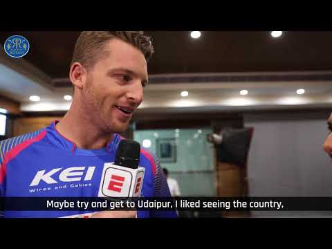Jos Buttler | ESPN Chat | IPL 2018 | Rajasthan Royals