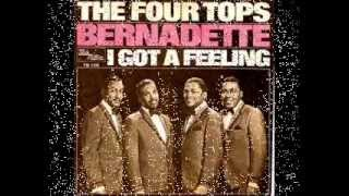 Four Tops:-'I Got A Feeling'