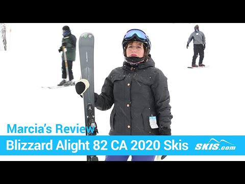 Video: Blizzard Alight 82 CA Skis 2020 14 40