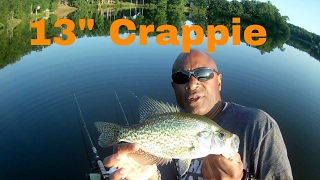 Cam's Crappie Hole(12-13 inch HUBCAPS)