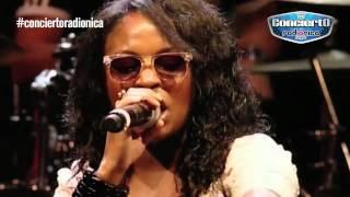 """#conciertoradionica ChocQuibTown """"De Donde Vengo Yo"""""""