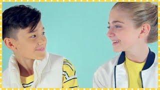 """Girls Like You"" - Maroon 5 Ft. Cardi B (Cover) [Official Video]   Mini Pop Kids"