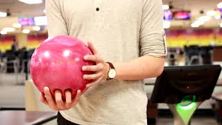 How to Hook a Bowling Ball using Two Finger Bowling
