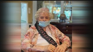Boadman graduate's family, friends help her celebrate turning 100 years old