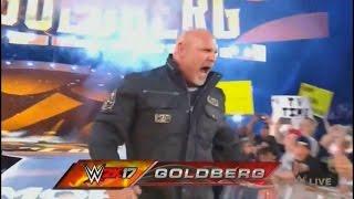 Goldberg RETURNS Entrance to WWE 2016 (Full Entrance) High Quality Mp3