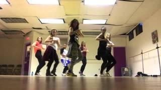 Katherine's Class - DOUBLE TAP - Jordin Sparks