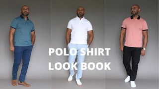 How To Wear A Polo Shirt 5 Ways