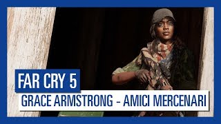 Amici Mercenari - Grace Armstrong