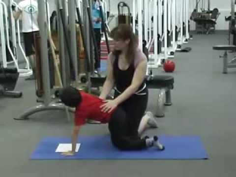 Упражнения для детей при сколиозе