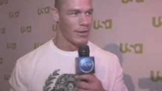 John Cena on Red Alert