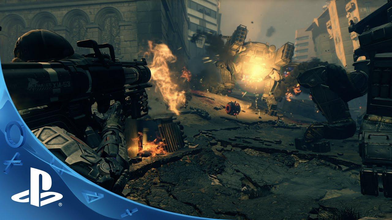 Call of Duty: Black Ops III Campaign Walkthrough