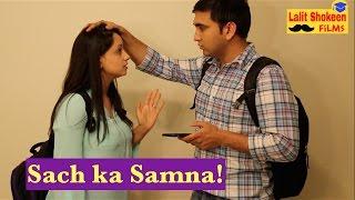 Ek Sacha Desi Boyfriend - | Lalit Shokeen Comedy |
