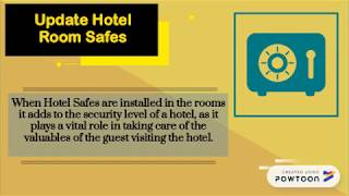 Ways to Boost Hotel Security
