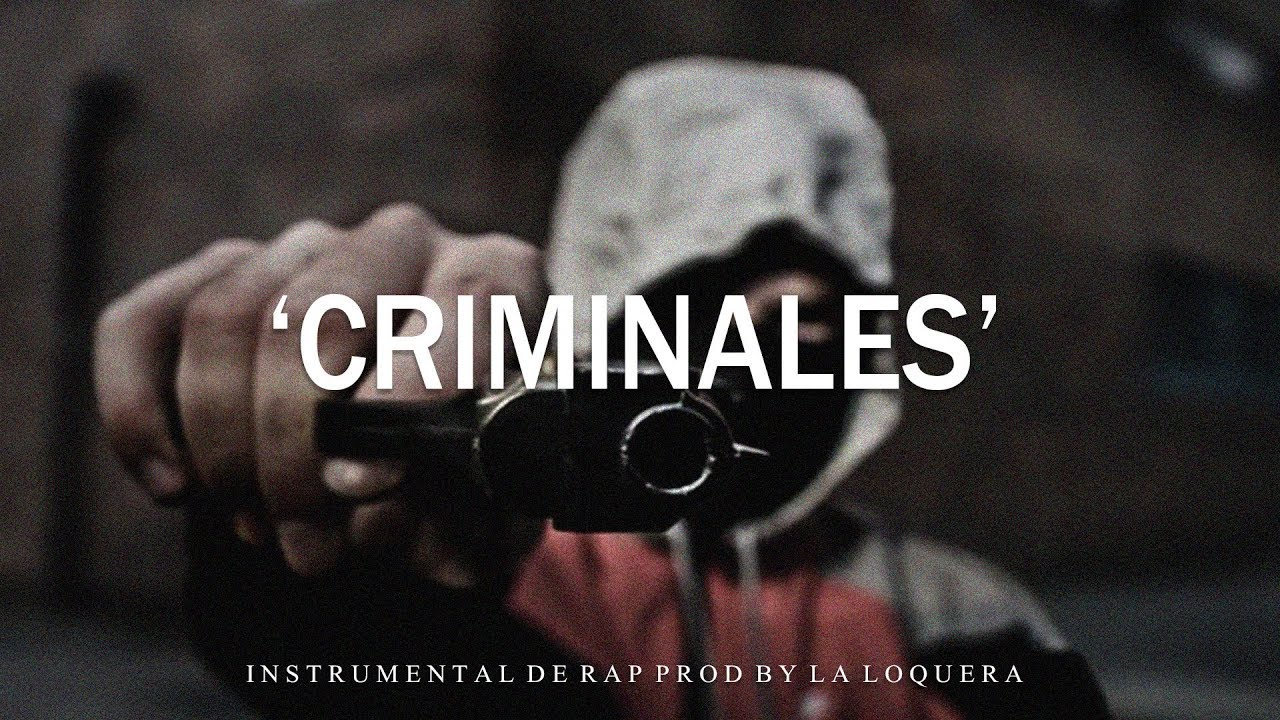 Bases Rap Uso Libre Criminales Base De Rap Old School Hip Hop Instrumental Uso