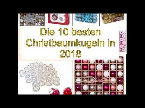 Die 10 besten Christbaumkugeln in 2018