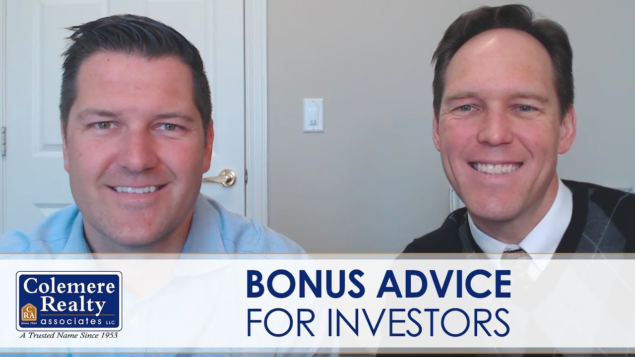 A Bonus Tip for Investing in Real Estate