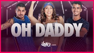 Oh Daddy   Natti Natasha | FitDance TV (Coreografia Oficial) Dance Video