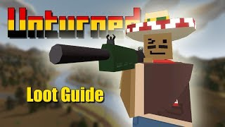 Hmongbuynet Unturned Germany Loot Guide - Youtube germany map