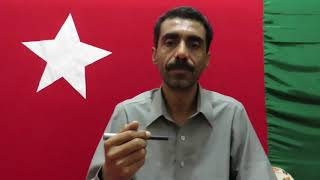 Chairman Khalil Baloch's message on the Baloch Martyrs' Day