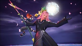 Kingdom Hearts 3 : Remind - VS Data Marluxia (with Style)