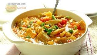 Chicken Gumbo Soup | Kholo.pk